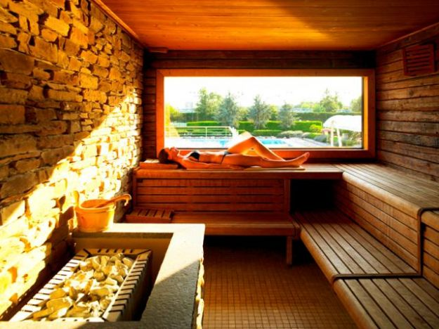 Aspria Harbour Club SPA  bio sauna