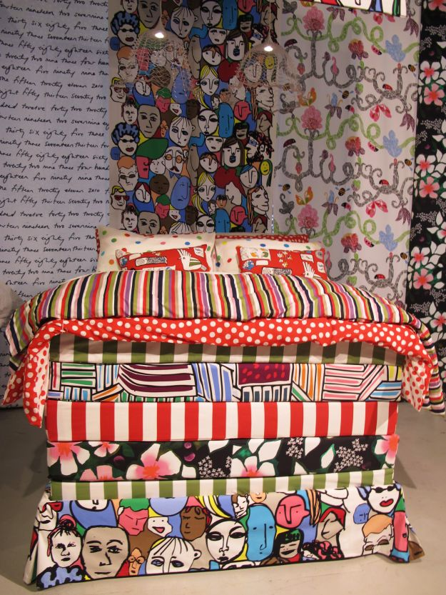 IKEA Textile Collection PS 2012