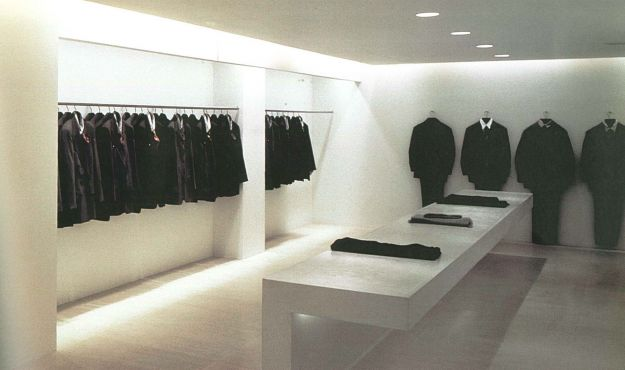 Boutique Kalvin Klein New York, 1995, John Pawson