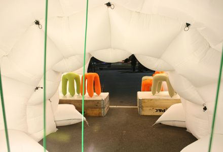 Pillow Tent Lambert  Kamps