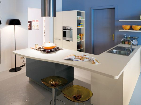 Cucine veneta design mag for P m cucina
