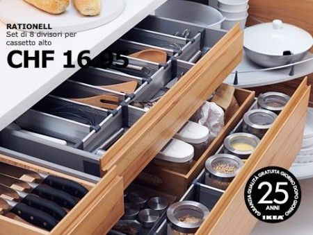 rationell cucina ikea