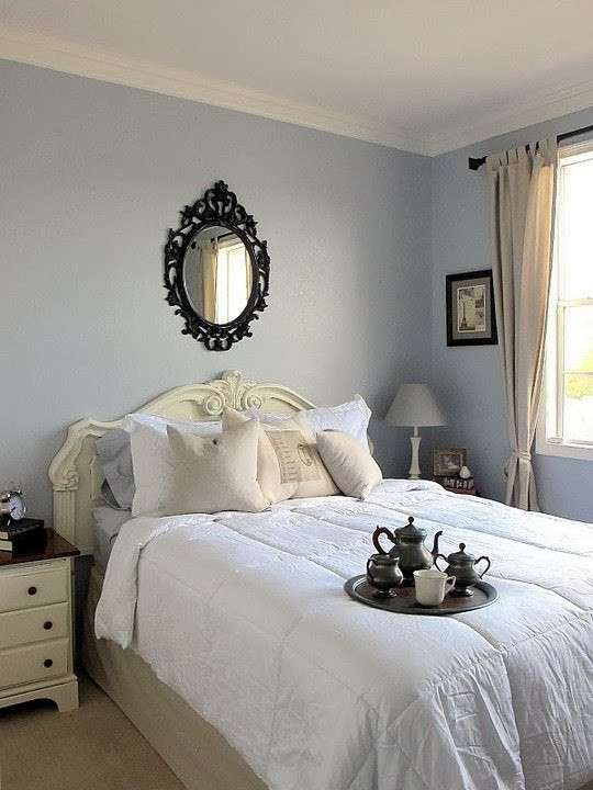 Arredare una camera da letto piccola foto 4 40 design mag - Camera stile country ...