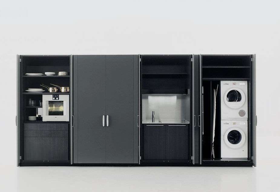 Souvent Cucine a scomparsa (Foto 22/40) | Design Mag CS48