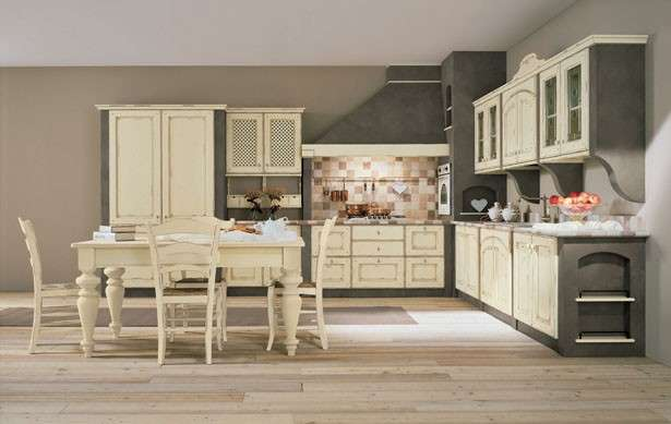 Cucina Giulietta In Finta Muratura.Kitchens Classic Kitchen Design ...