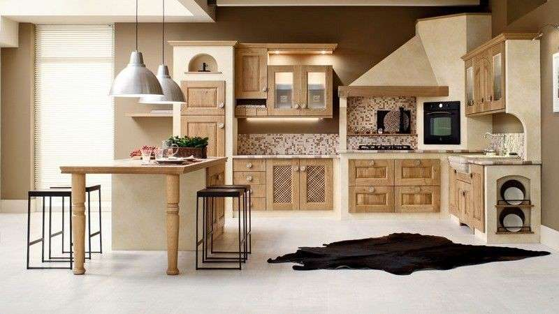Beautiful Cucine Country Prezzi Photos - Ideas & Design 2017 ...