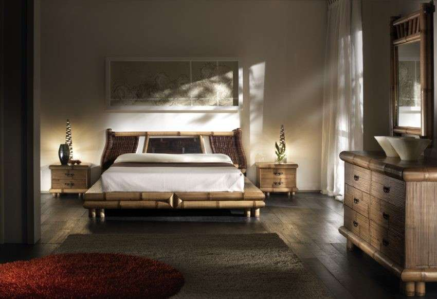 Stunning Camera Da Letto Stile Etnico Photos - Modern Home Design ...