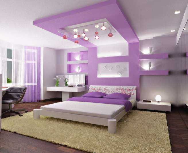 Pareti Colorate Per Camere Da Letto. Beautiful Idee Per Dipingere Le ...