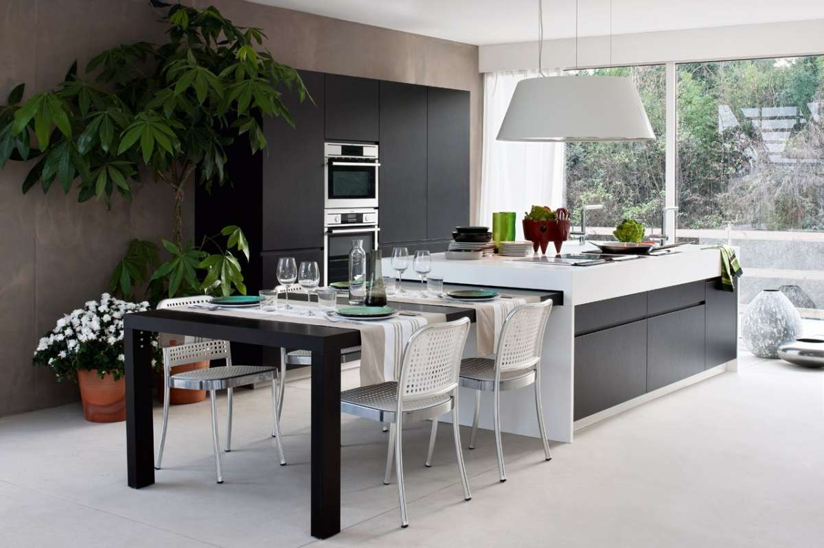 Beautiful Tavoli Per Cucine Piccole Images - Home Design Ideas ...