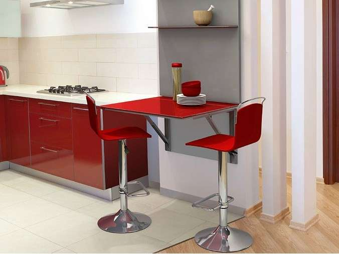 Beautiful Tavoli Per Cucine Piccole Gallery - Ideas & Design 2017 ...