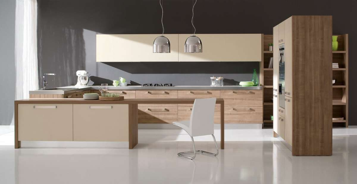 Cucina In Rovere Sbiancato. Excellent Good Cucina Rovere Sbiancato ...
