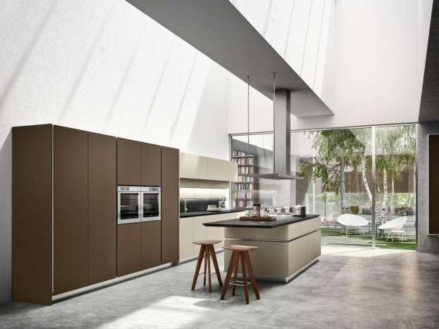 Dispense Cucine. Awesome Dispensa Villa Hermosa Marchi Cucine In ...
