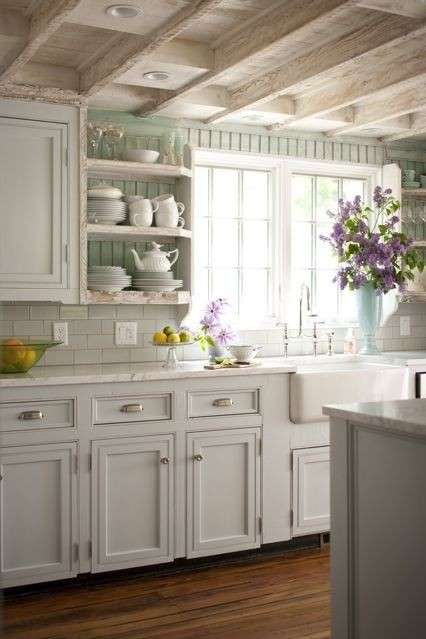 Cucine Stile Shabby. Affordable Cucina Country With Cucine Stile ...