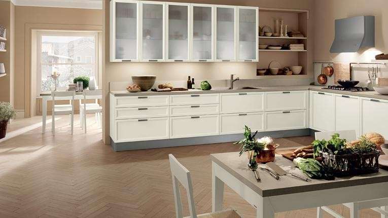 Awesome Colore Pareti Cucina Contemporary - Skilifts.us - skilifts.us