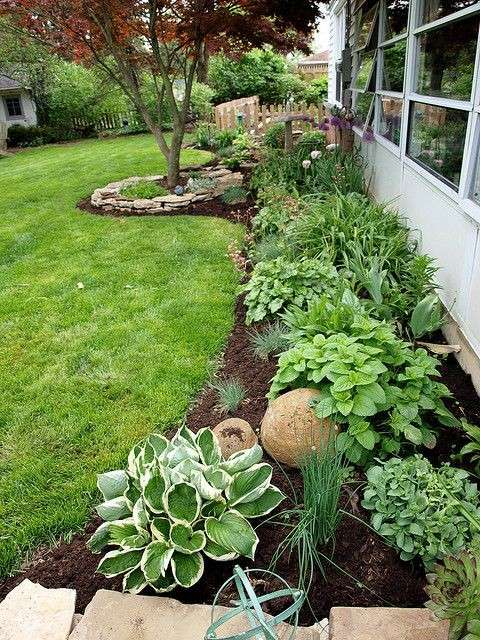 Come creare un giardino roccioso foto 11 40 design mag Beautiful and shady home garden design ideas