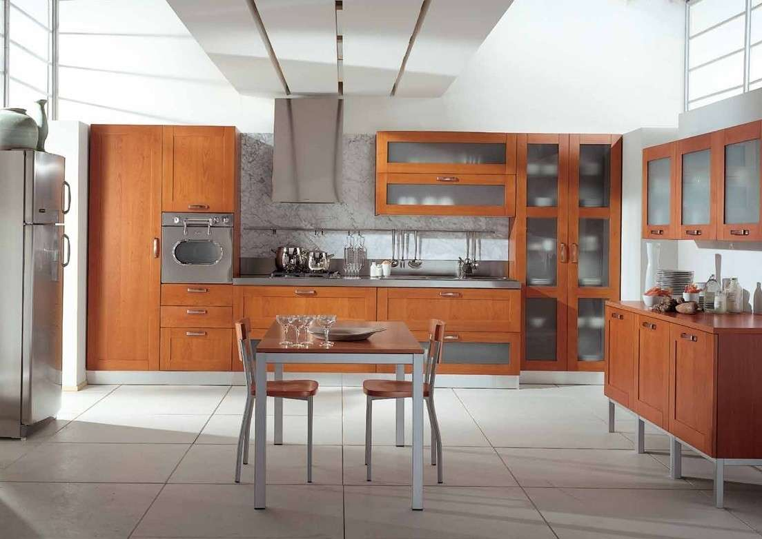 Cucine Moderne Fuxia : Cucine moderne gialle moon duna diva with