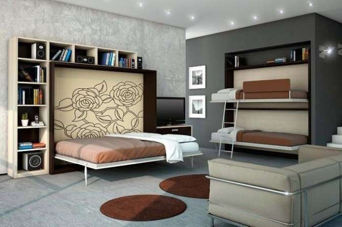 Beautiful Mobile Letto A Scomparsa Ikea Pictures - acrylicgiftware ...