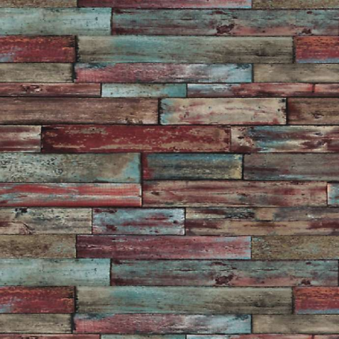 Wallpaper brick effect 2017 2018 best cars reviews - Wood effect bathroom wallpaper ...