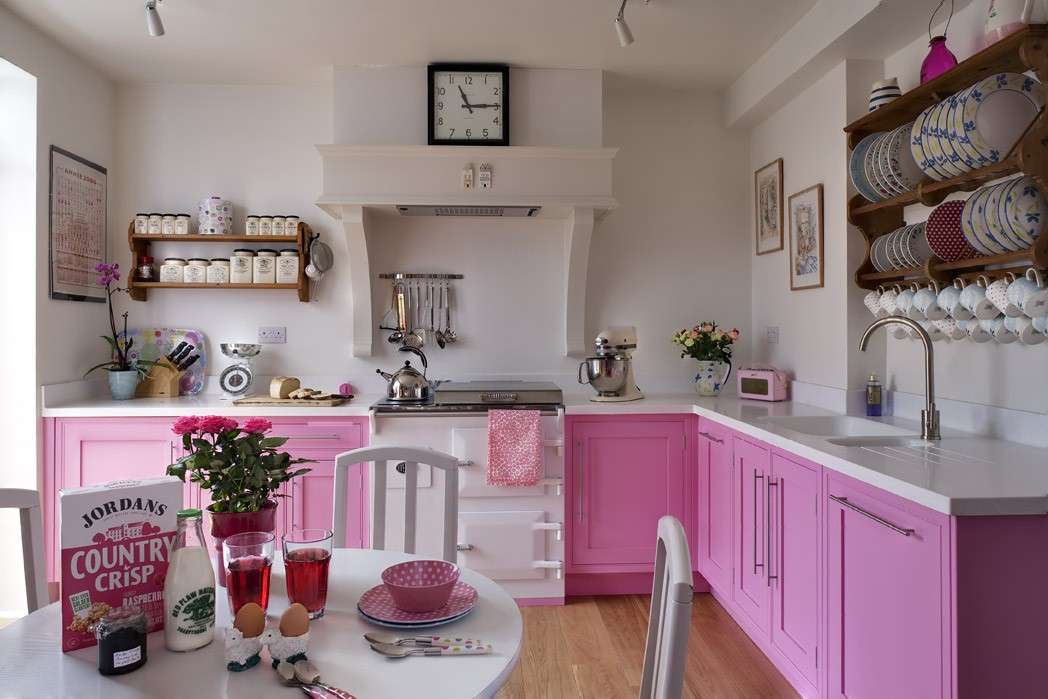 Dipingere Ante Cucina. Excellent Ante Rosa With Dipingere Ante ...