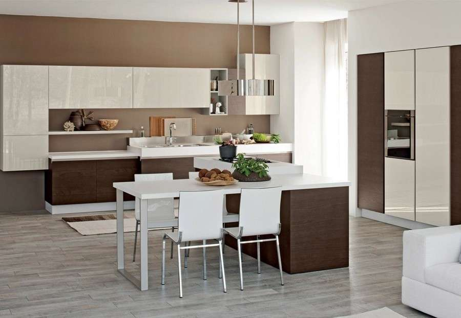 Cucine Piccole Moderne. Hightech With Cucine Piccole Moderne ...