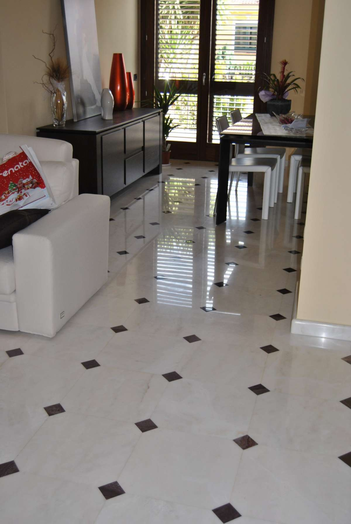 Affordable amazing decorazioni per pavimenti interni - Pavimento interno moderno ...