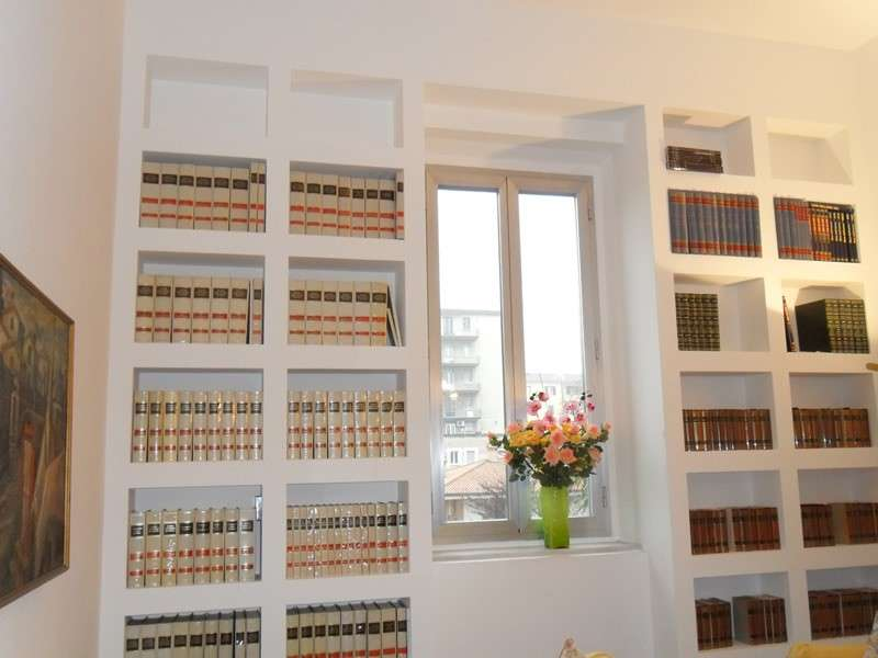 Top Librerie in cartongesso (Foto) | Design Mag SB03