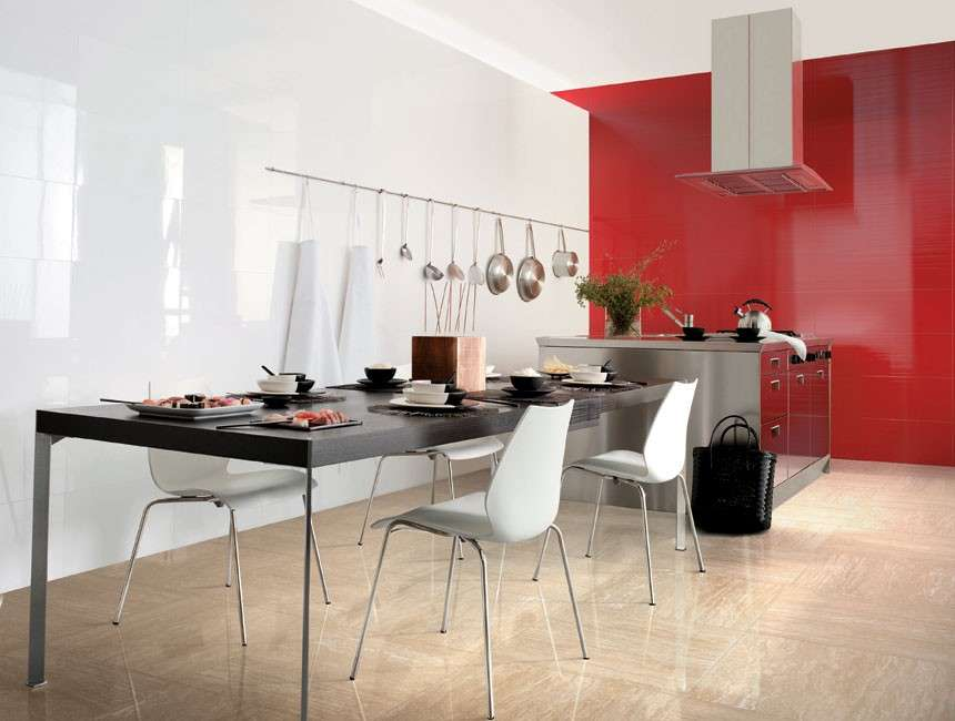 Great piastrelle per cucine moderne with mattonelle cucina moderna - Mattonelle per cucine moderne ...