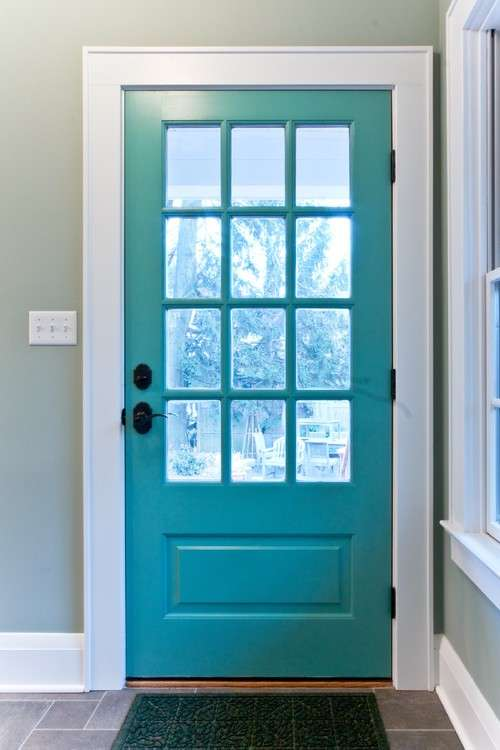 Porte colorate per interni foto design mag - Porte design per interni ...