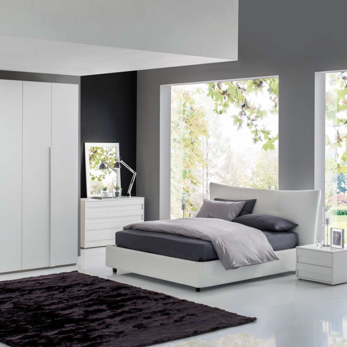 Letto alba semeraro for Mobilia catalogo