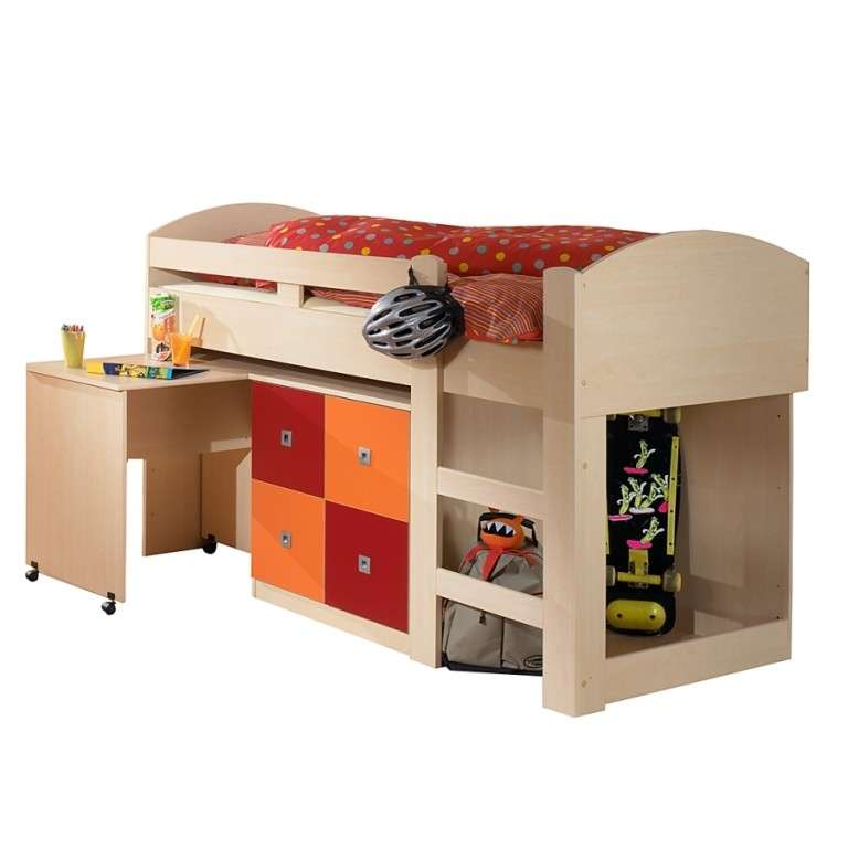 letti a cassettone per le camerette dei bambini foto 16 39 design mag. Black Bedroom Furniture Sets. Home Design Ideas