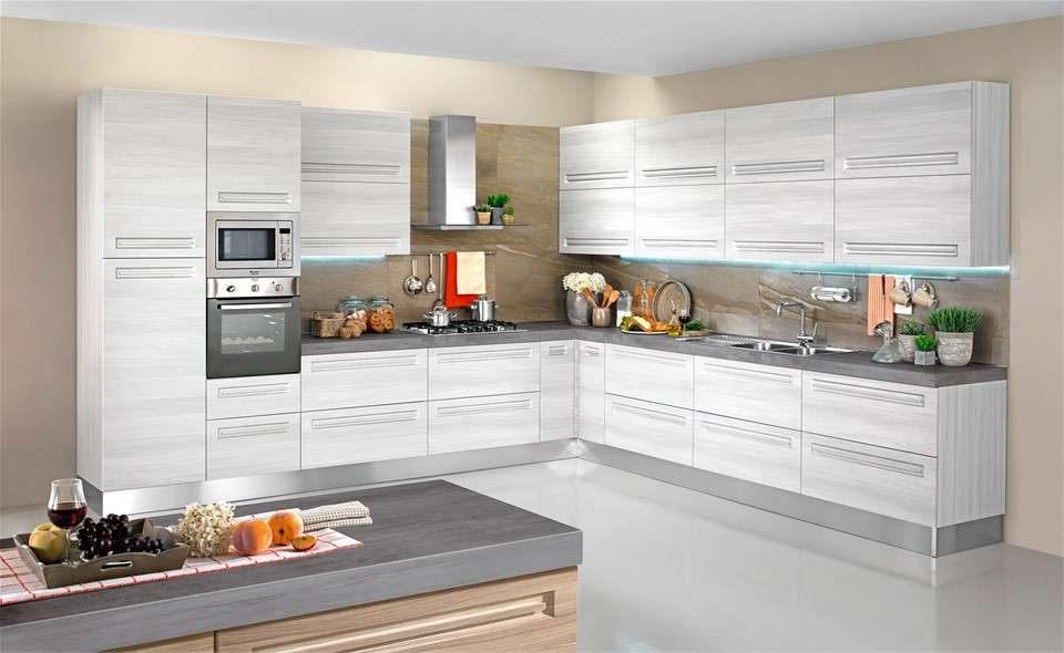 Awesome Cucine Angolari Mondo Convenienza Contemporary - Ideas ...