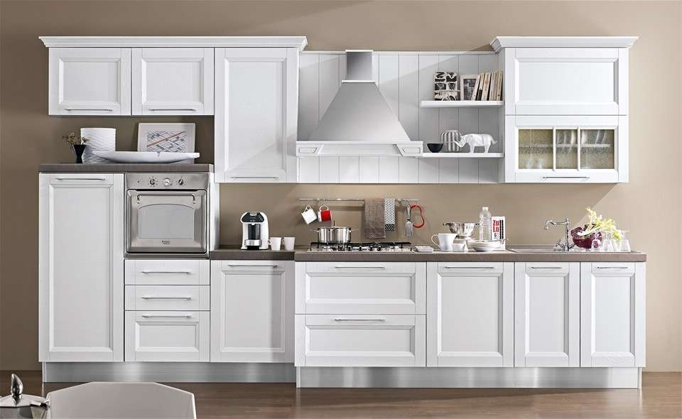Cucina Bianca Mondo Convenienza - Home Design E Interior Ideas ...
