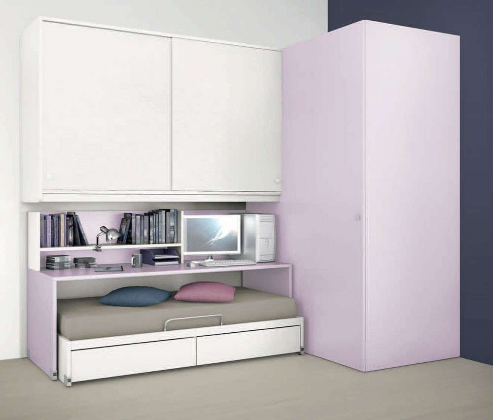 Ikea scrivanie x camerette: amazing space saving designs for your ...