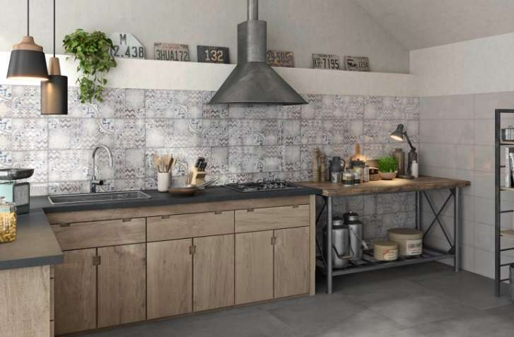 Emejing Piastrelle Per Parete Cucina Contemporary - Ideas & Design ...