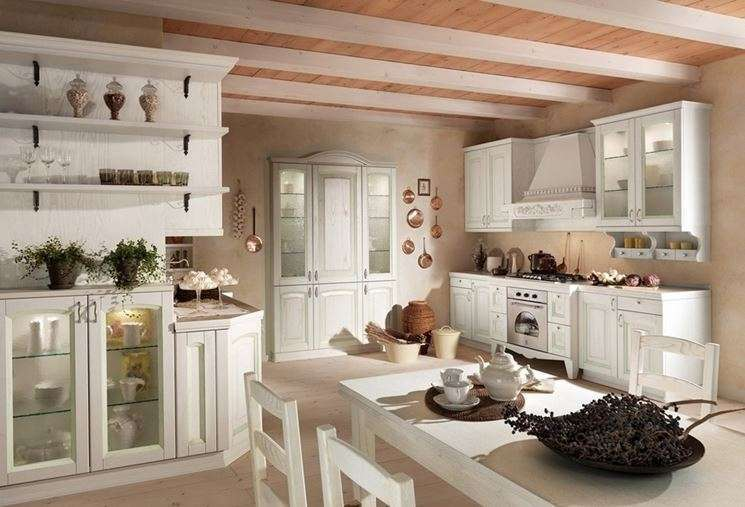Arredare la cucina in stile country chic (Foto 5/40) | Design Mag