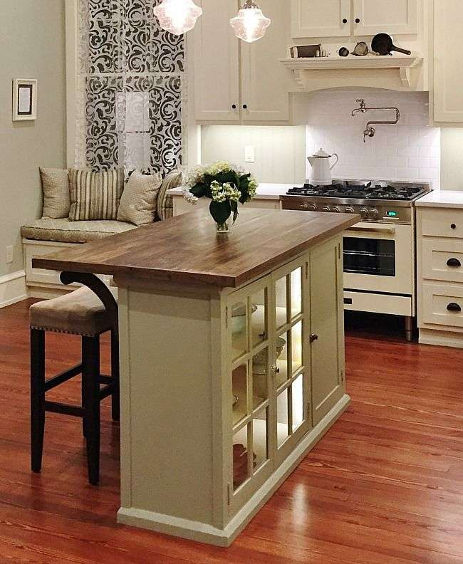 Stunning Dimensione Isola Cucina Images - bakeroffroad.us ...