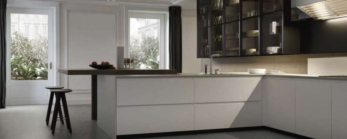 Gallery of cucina trail varenna cucine with varenna cucine - Cucine varenna outlet ...