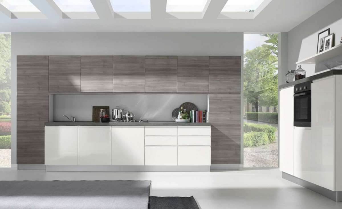 Cucine componibili 2017 foto 14 40 design mag for Cucine componibili colorate