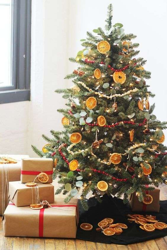 Decorare casa in stile hygge per natale foto design mag for Decorare soggiorno per natale