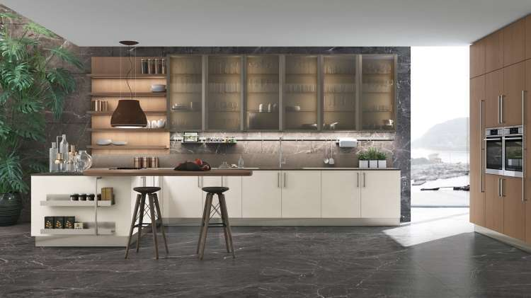 Cucine lube catalogo 2018 foto design mag for Cucine di pregio