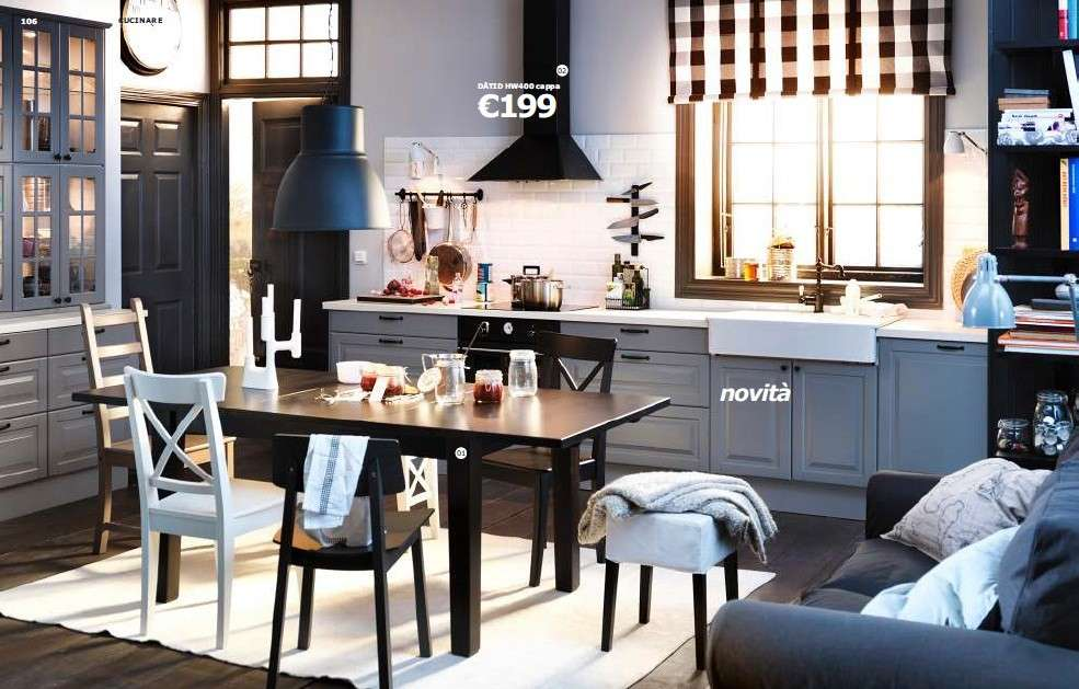 Beautiful Cucina Faktum Ikea Gallery - Design & Ideas 2017 - candp.us
