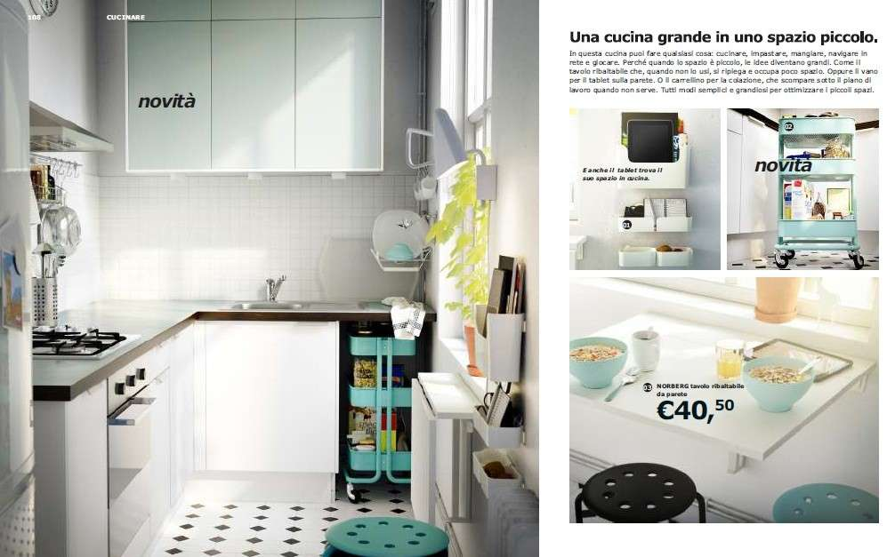 Catalogo ikea cucine 2013 foto 4 27 design mag for Arredamento componibile