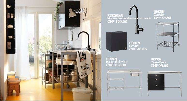 Catalogo ikea cucine 2013 foto 5 27 design mag for Arredamento case piccole
