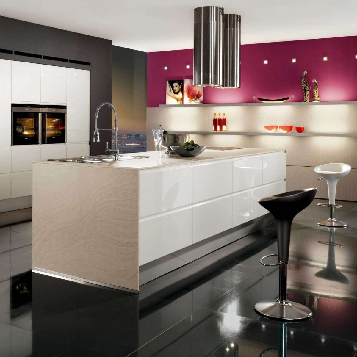 Dwg Cucine Con Isola. Fabulous Stunning Isola Cucina Dwg Images ...