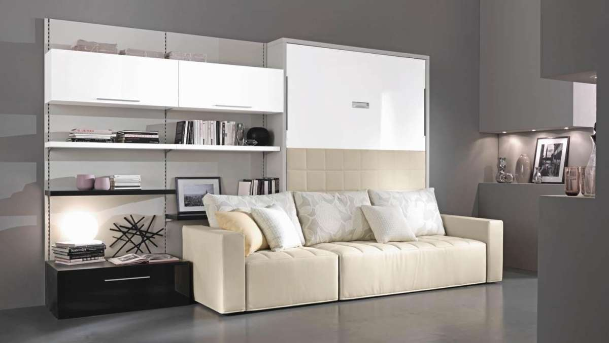 Letti a scomparsa foto 2 40 design mag for Mobile letto a scomparsa mondo convenienza