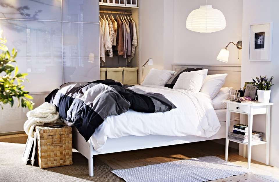 Arredamento casa low cost foto 4 43 design mag for Letto a mobile ikea