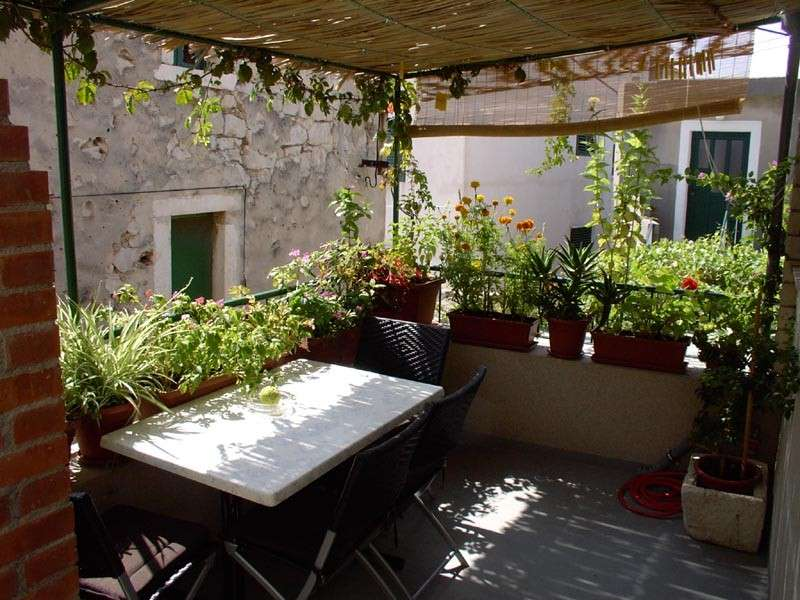Beautiful Come Arredare Una Terrazza Con Piante Gallery - Home ...