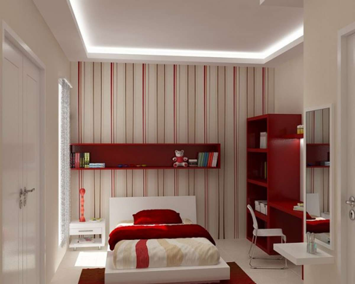 Colori camera da letto bambini foto 18 40 design mag for Interior decoration of house tips