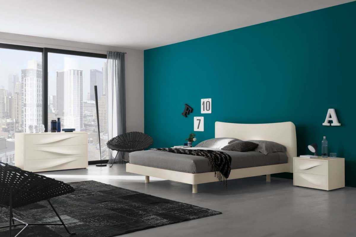 Colori per interni moderni foto design mag for Pareti colorate camera da letto moderna