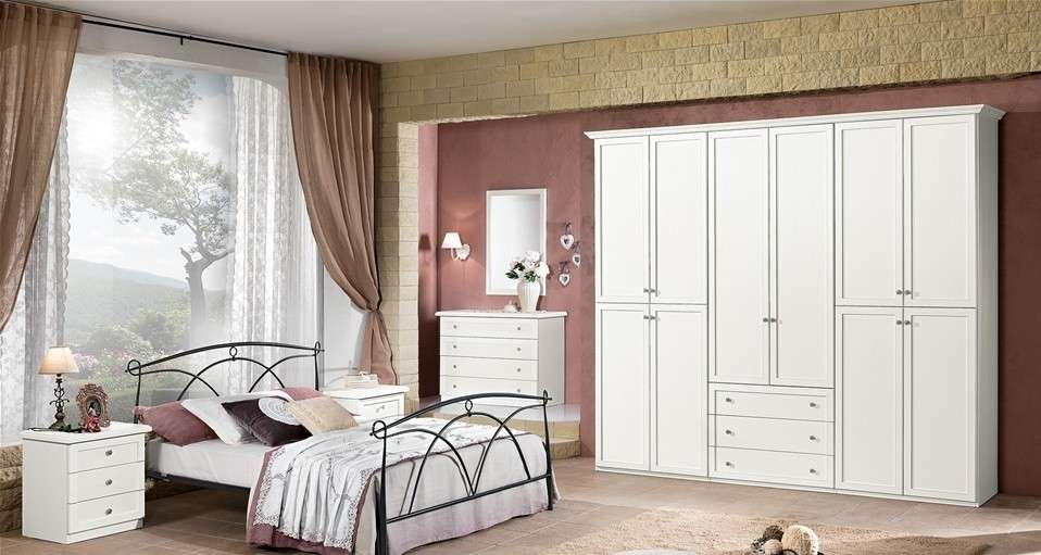 Camere da letto mondo convenienza foto 2 30 design mag for Prezzi armadi mondo convenienza